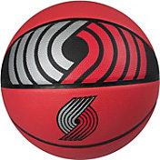 Spalding Portland Trailblazers Full-Sized Court Side Basketball