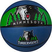 Spalding Minnesota Timberwolves Full-Sized Court Side Basketball