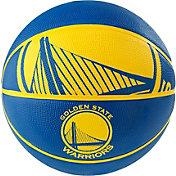 Spalding Golden State Warriors Full-Sized Court Side Basketball