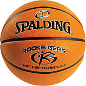 "Spalding Rookie Gear Sponge Rubber Youth Basketball (27.5"")"