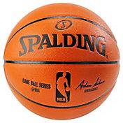 """Spalding NBA Replica Game Basketball (28.5"""")"""
