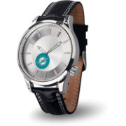 Sparo Men's Miami Dolphins Icon Watch