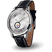 Sparo Men's Pittsburgh Steelers Icon Watch