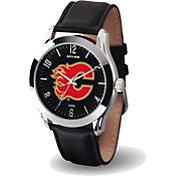 Sparo Men's Calgary Flames Classic Watch