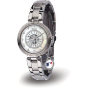 Sparo Women's Seattle Mariners Charm Watch