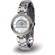 Sparo Women's Colorado Rockies Charm Watch
