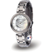 Sparo Women's Baltimore Orioles Charm Watch