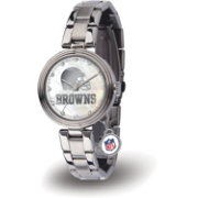 Sparo Women's Cleveland Browns Charm Watch