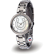 Sparo Women's Indianapolis Colts Charm Watch