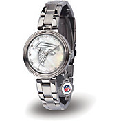 Sparo Women's Atlanta Falcons Charm Watch