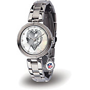 Sparo Women's Baltimore Ravens Charm Watch