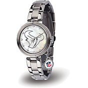 Sparo Women's Houston Texans Charm Watch