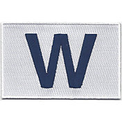 "The Emblem Source Chicago Cubs ""W"" Flag Patch"