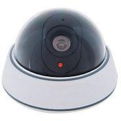 SABRE Fake Outdoor Security Camera - Dome