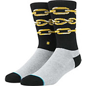 Stance Chaining Day Crew Socks