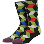 Stance Cubism Crew Socks