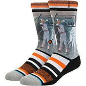 Stance Baltimore Orioles Cal Ripken Jr. Socks