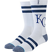 Stance Kansas City Royals White Team-Colored Socks