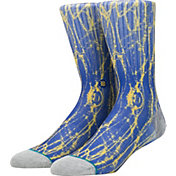 Stance Men's Thompson Scribbles Crew Socks