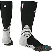 Stance NBA On Court Black Crew Socks