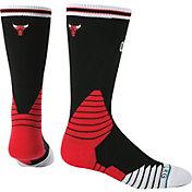 Stance Chicago Bulls On Court Logo Crew Socks