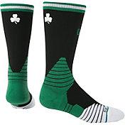 Stance Boston Celtics On Court Logo Crew Socks