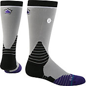 Stance Sacramento Kings On Court Logo Crew Socks