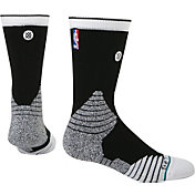 Stance Brooklyn Nets On Court Core Crew Socks