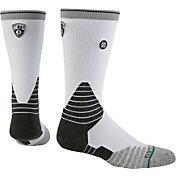 Stance Brooklyn Nets On Court Logo Crew Socks