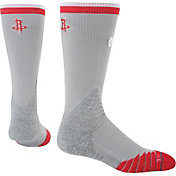 Stance Houston Rockets On Court Logo Crew Socks