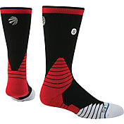 Stance Toronto Raptors On Court Logo Crew Socks