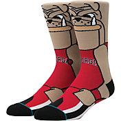 Stance Georgia Bulldogs Mascot Socks