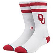 Stance Oklahoma Sooners Mazed Socks