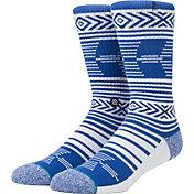Stance Kentucky Wildcats Mazed Socks