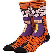 Stance LSU Tigers Mascot Socks