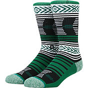 Stance Michigan State Spartans Mazed Socks