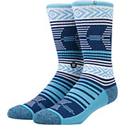 Stance North Carolina Tar Heels Mazed Socks