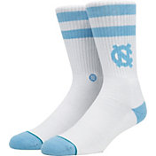 Stance North Carolina Tar Heels Striped Socks