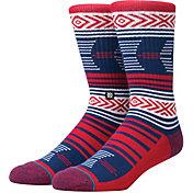 Stance Arizona Wildcats Mazed Socks