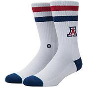 Stance Arizona Wildcats Striped Socks