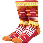 Stance USC Trojans Mazed Socks