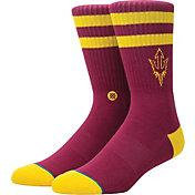 Stance Arizona State Sun Devils Striped Socks