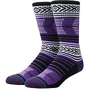 Stance TCU Horned Frogs Mazed Socks