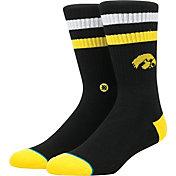 Stance Iowa Hawkeyes Striped Socks