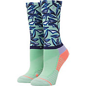 Stance Women's Mint Tree Crew Socks