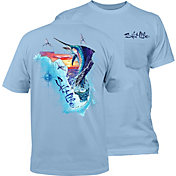 Salt Life Men's Florida Sails T-Shirt