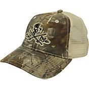 Salt Life Skull & Poles Mesh Back Hat