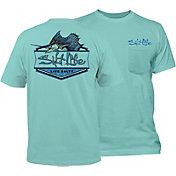 Salt Life Men's Sailfish Badge T-Shirt