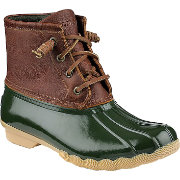 Sperry Top-Sider Women's Saltwater Waterproof Duck Boots