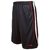 STX Boys' Printed Lacrosse Training Shorts